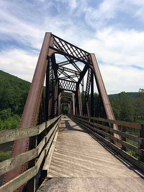 Pine Creek Rail Trail